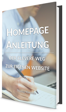 Website erstellen eBook